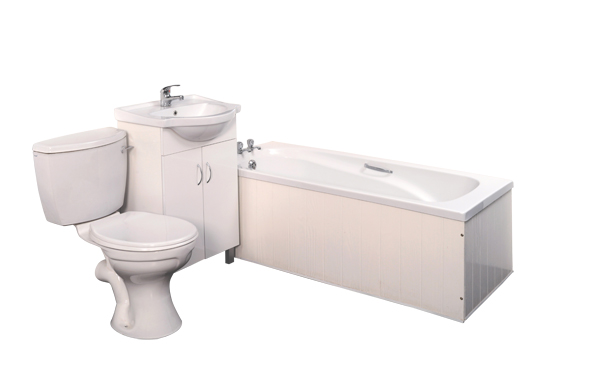 Bathroom Sinks Johannesburg basin, toilet & bath (no geyser) - bathroom units