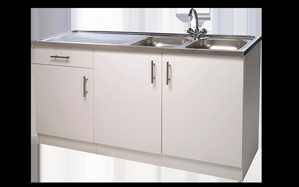 double-bowl-sink-unit