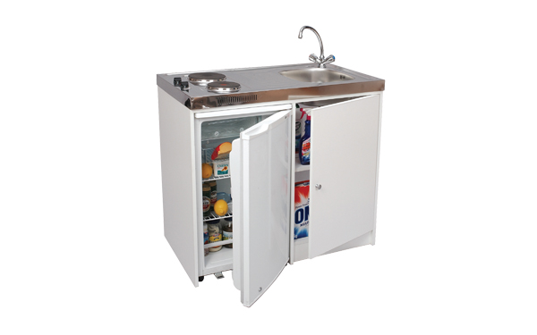 Stove sink fridge mini unit kitchen sink units for Kitchen units sa