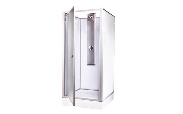shower cubicle freestanding shower geza