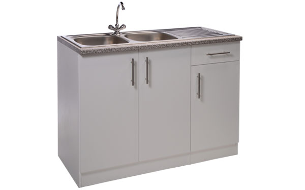 double bowl sink unit kitchen sink units rh geza co za sink cupboard kitchen corner sink units kitchen
