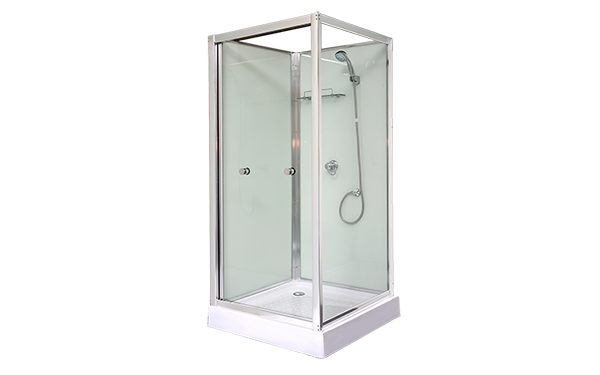 Square Glass Shower Cubicle Shower Units Geza