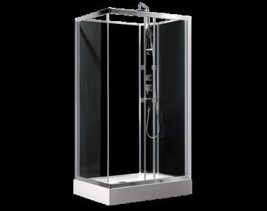 Rectangular Shower Cubicle