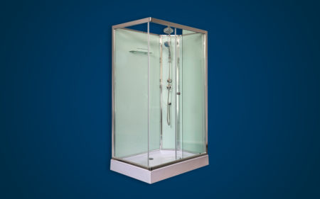 Rectangular Glass Shower